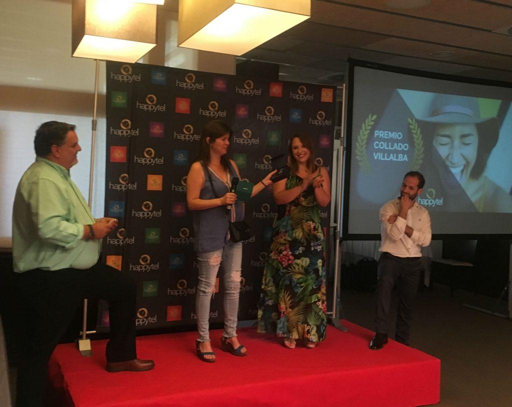 Premio Happytel Collado Villalba