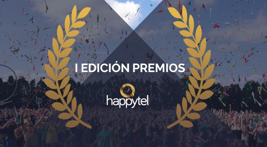 I Edición Premios Happytel